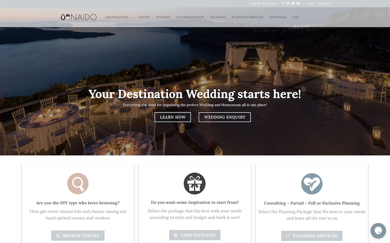 gncweb naido wedding